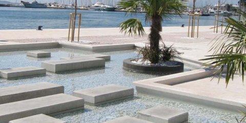 Proširenje Zapadne obale Gradske luke, Split