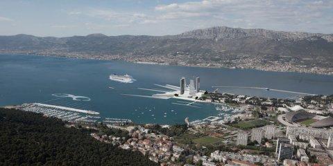 Splitorina – nautički grad